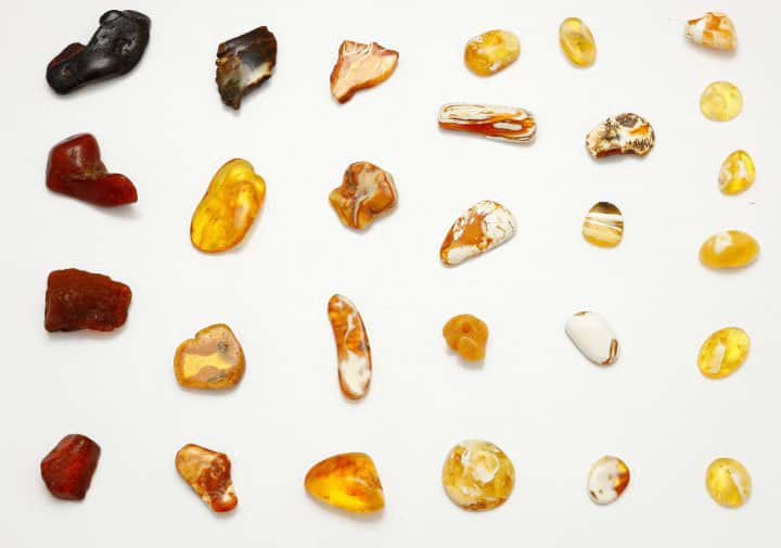History of amber