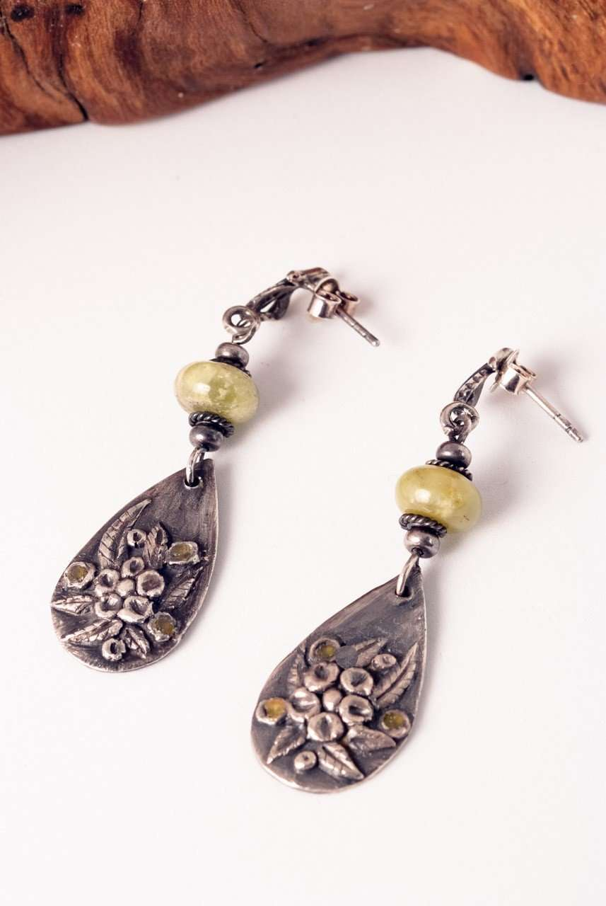 Botanic Garden Earrings