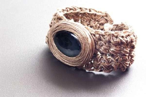 Linen Embrace Bracelet