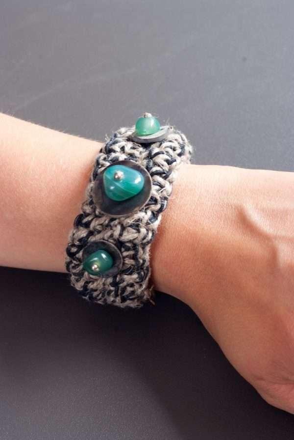 Summer Sailing Handmade Bracelet