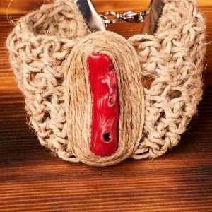 Eco Coral Bracelet