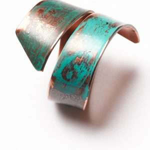 Handmade Ring 'Shine in Turquoise'