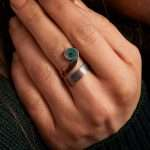 Handmade Adjustable Ring 'Sash'